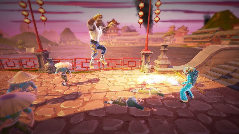Análisis de Shaq Fu: A Legend Reborn - Xbox One 1