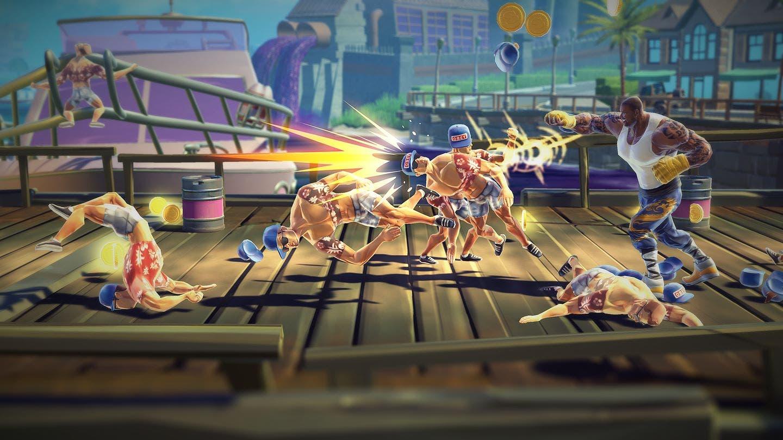 Análisis de Shaq Fu: A Legend Reborn - Xbox One 2