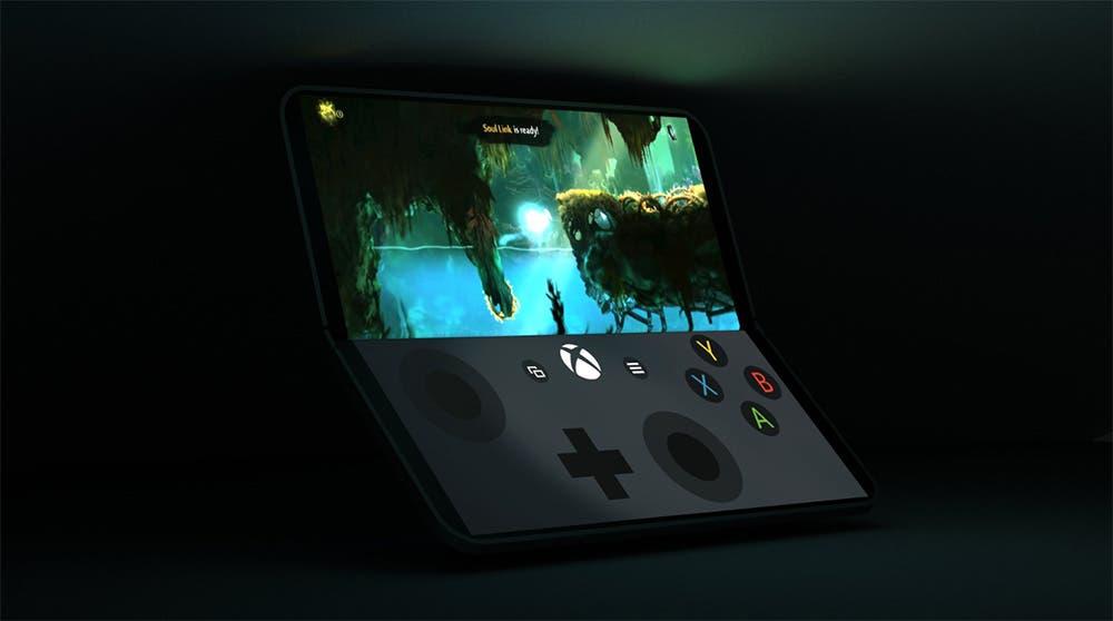 Los rumores sobre la Surface Phone abren la puerta a una Xbox portátil 2