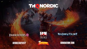THQ confirma line-up y el anuncio de dos nuevos juegos en la Gamescom 2