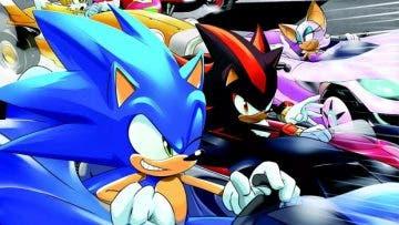 Team Sonic Racing descubre nuevo circuito y cómic 9