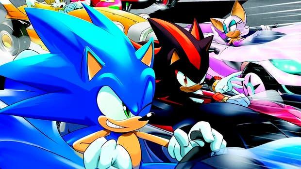 Team Sonic Racing descubre nuevo circuito y cómic 1