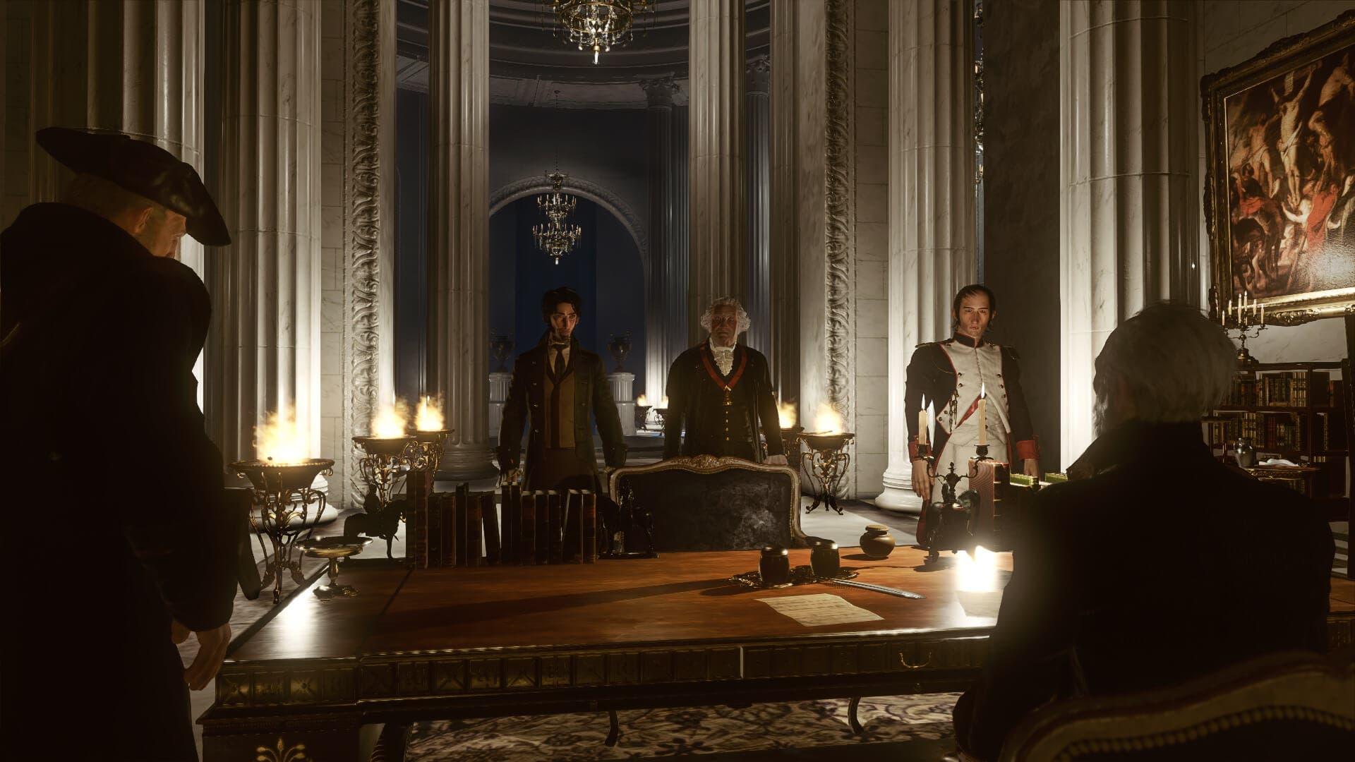 Ya tenemos fecha para el tercer episodio de The Council, Ripples 2