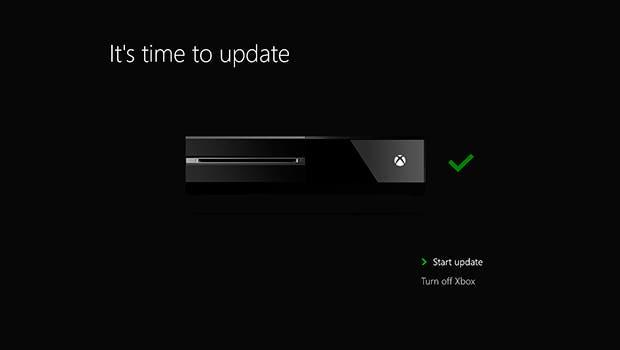 La actualización de julio de Xbox One, que trae FastStart, ya disponible 1