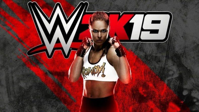 Ronda Rousey será el incentivo de reserva de WWE 2k19 1