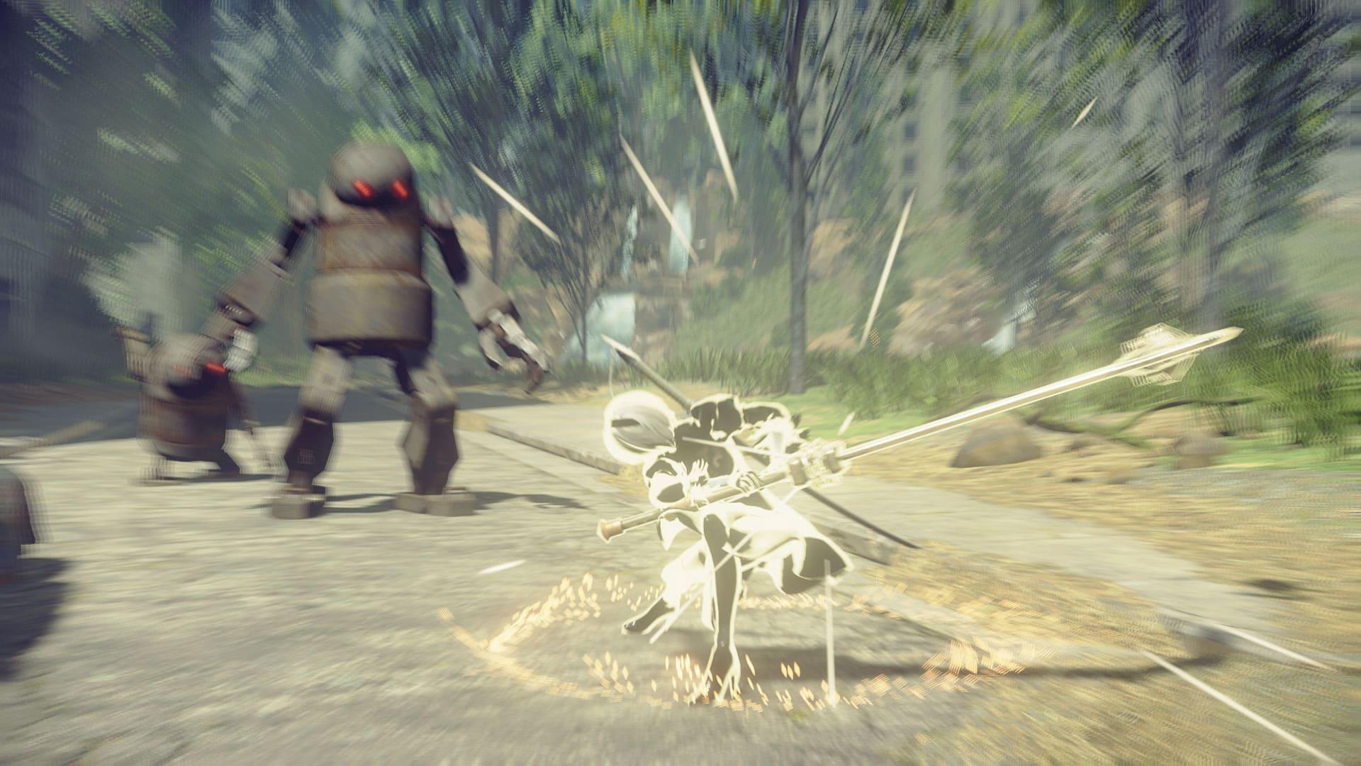 Análisis de NieR Automata - Xbox One 2