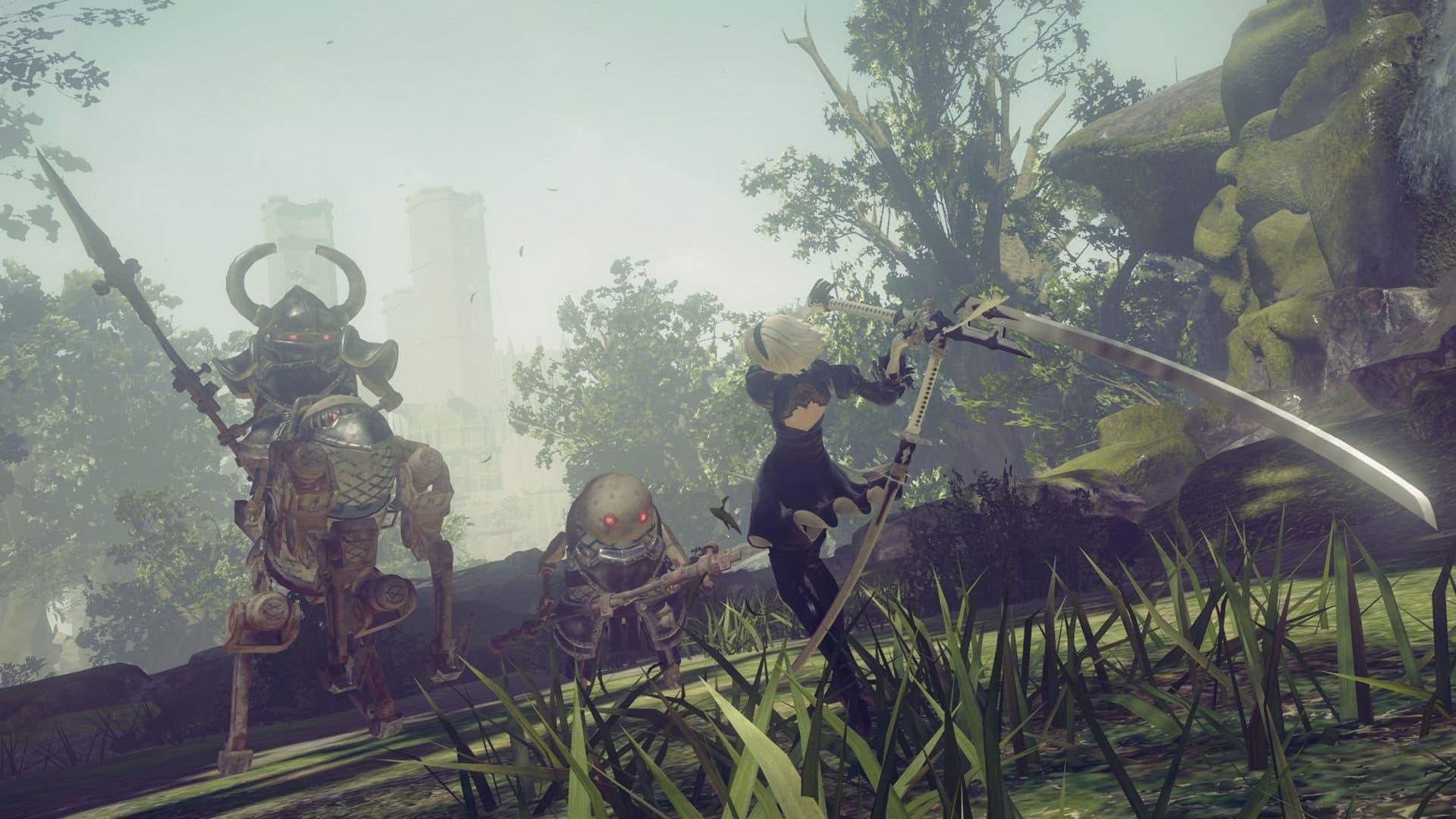 Platinum Games tendrá un nuevo motor gráfico para la nueva generación 1
