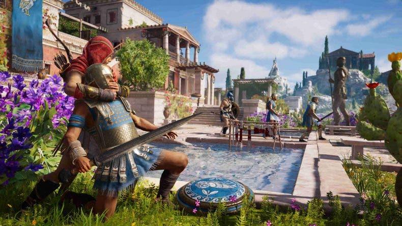 Assassin's Creed Odyssey tiene Battle Royale y así es como funciona 1
