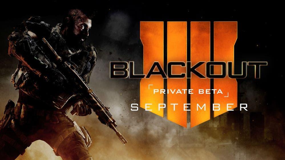 La beta de Call of Duty Black Ops 4 ya tiene fecha 3