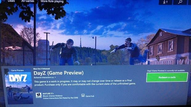 Major Nelson filtra DayZ en Xbox Store, con mejoras para Xbox One X 2