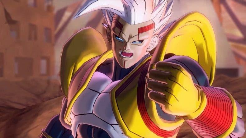 Dragon Ball Xenoverse 2 presenta a Super Baby Vegeta en un nuevo gameplay 1