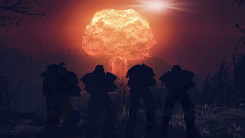 Esto es lo que ocurre cuando lanzas una bomba nuclear en Fallout 76 1