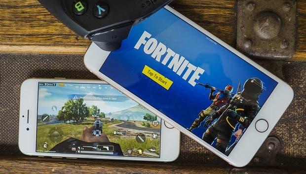 Fortnite para móviles genera 5 veces más que PUBG con la mitad de descargas 1