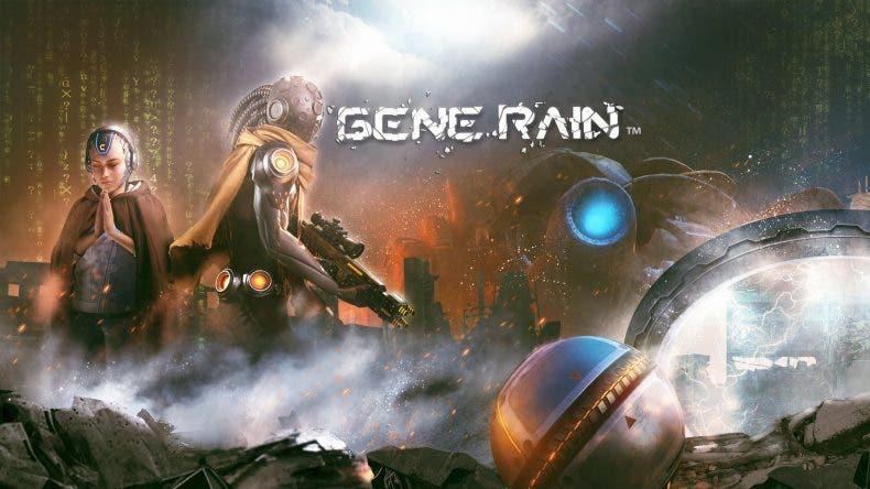 Gene Rain, el shooter futurista, llega a Xbox One muy pronto 1