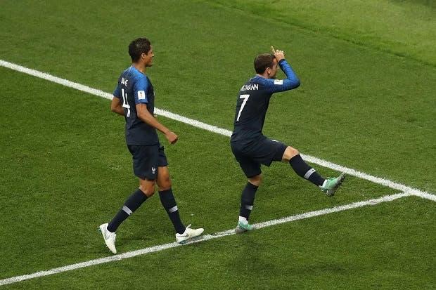 Francia gana el Mundial 2018, con homenaje de Griezmann a Fortnite incluido 1