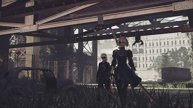 NieR: Automata, entre lo más vendido de Xbox One a nivel mundial 1