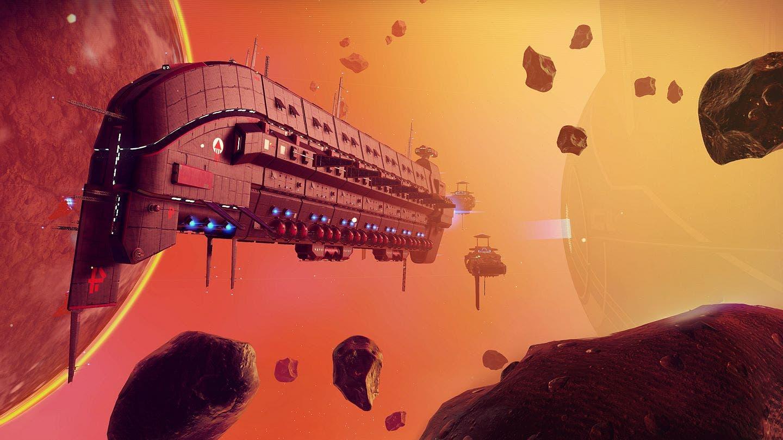 Análisis de No Man's Sky - Xbox One 2