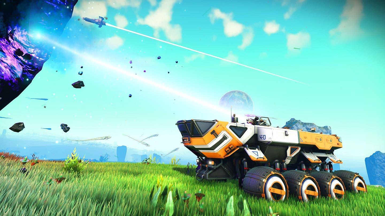 Análisis de No Man's Sky - Xbox One 4
