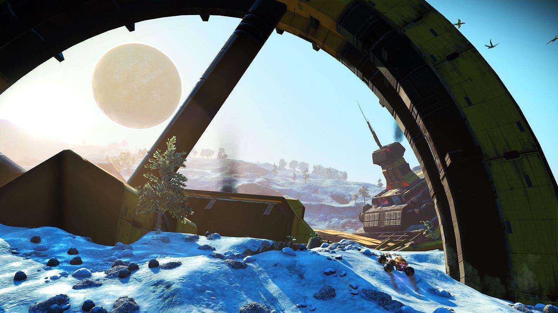 Análisis de No Man's Sky - Xbox One 1
