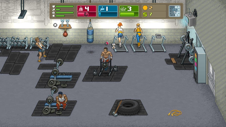 Análisis de Punch Club - Xbox One 2