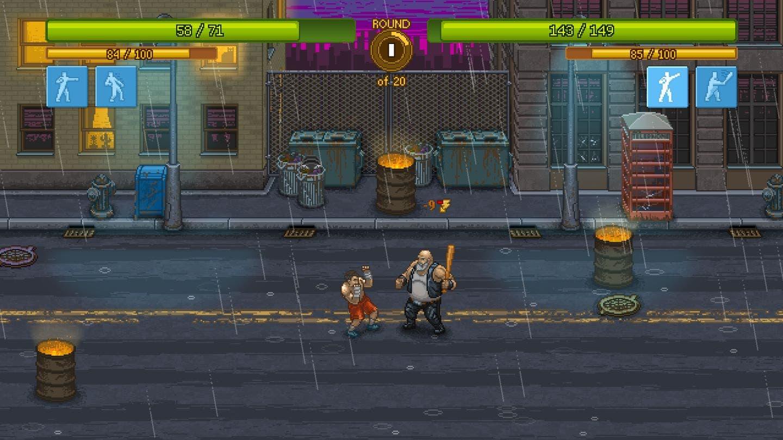 Análisis de Punch Club - Xbox One 1
