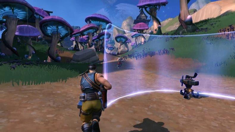 Realm Royale, el battle royale de los creadores de Smite, llega a Xbox One 1