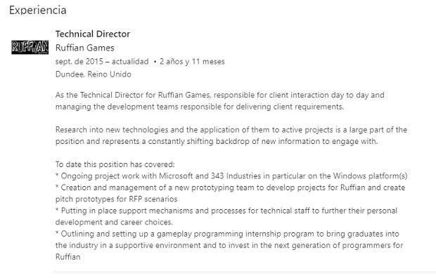 El desarrollador de Crackdown 3 trabaja en un nuevo proyecto de 343 Industries 2