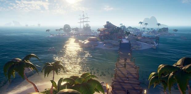 Sea of Thieves recibe soporte para teclado y ratón en Xbox One con su última actualización 1