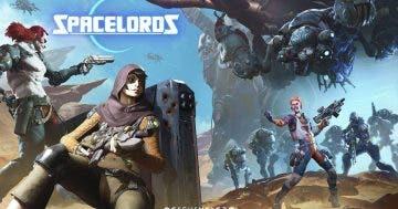 Raiders of the Broken Planet se relanza como el Free 2 Play Spacelords 1