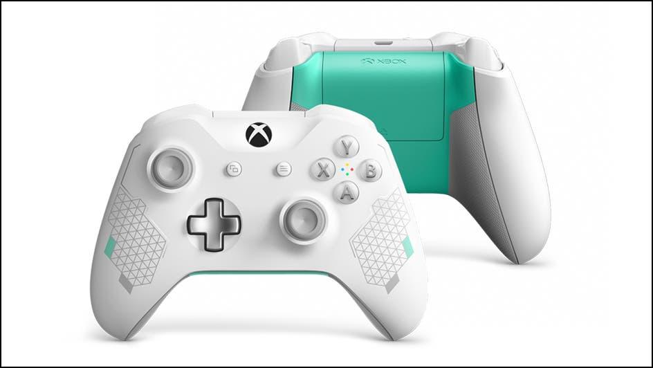 Así es el nuevo mando oficial de Xbox One 2