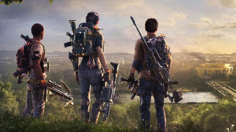 The Division 2 luce así de espectacular en Xbox One X 1