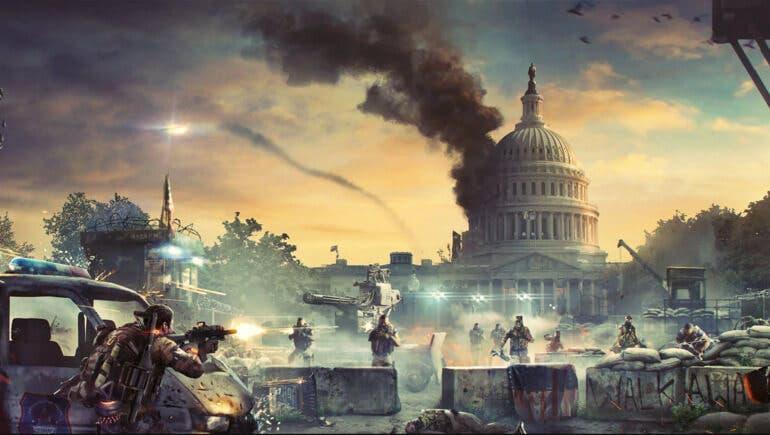 Tom Clancy's: Broken Dawn, la novela de The Division 2, confirma su fecha de lanzamiento 3