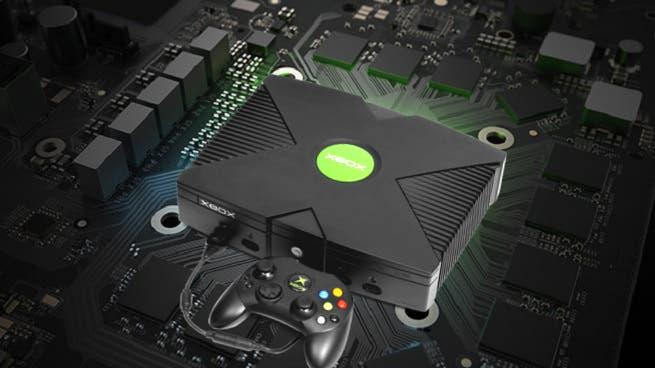 Ya está disponible la skin de la Xbox original para Xbox One X 1