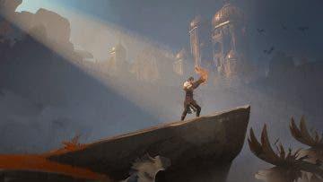 Ashen, el Souls exclusivo de Xbox One, se deja ver en un nuevo gameplay 1