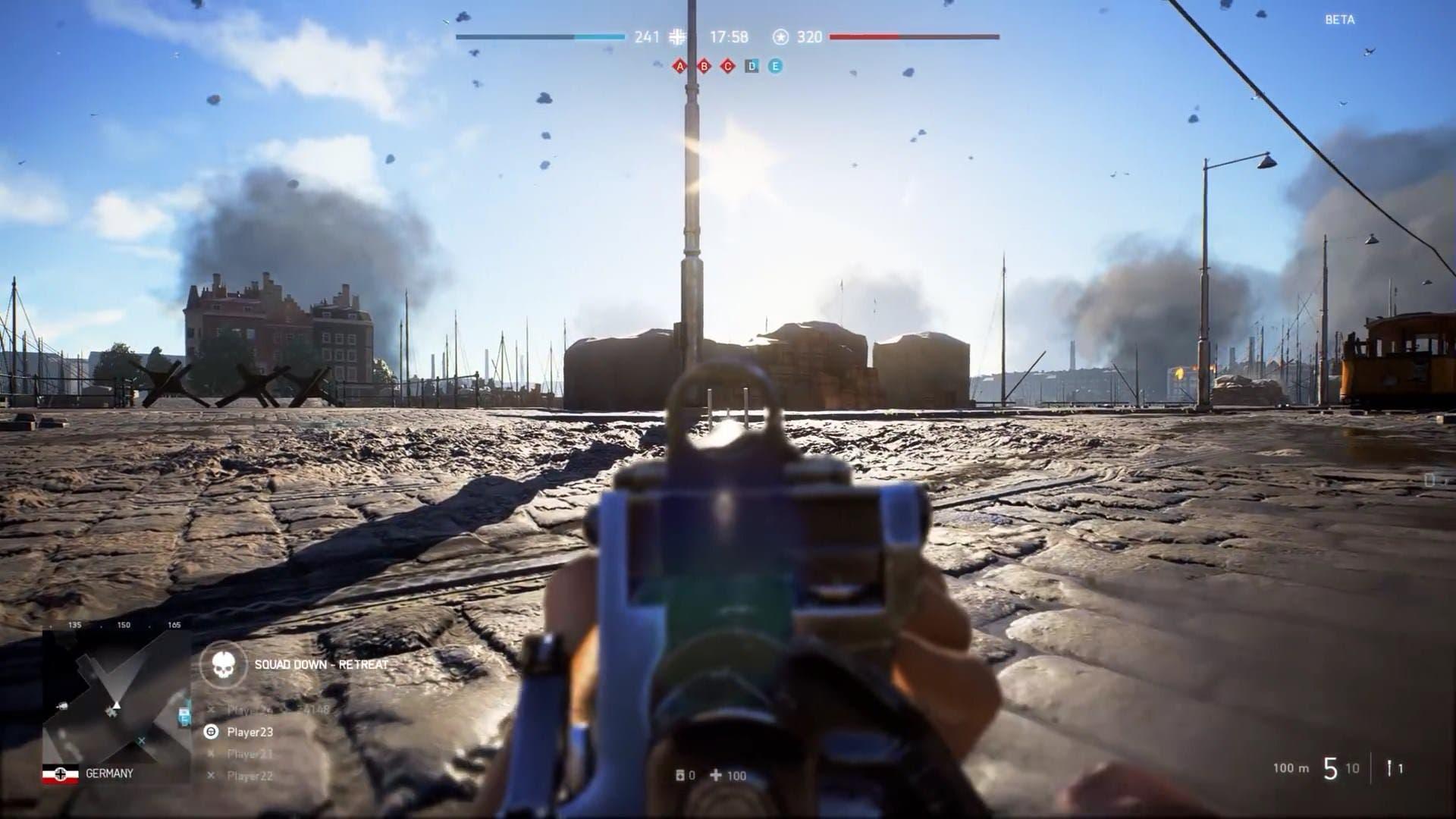 La hoja de ruta de Battlefield V ya presenta contenidos hasta marzo 5