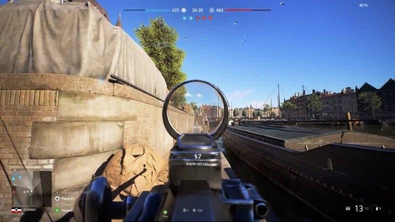 Se filtran imágenes de la personalización de armas de Battlefield V 1