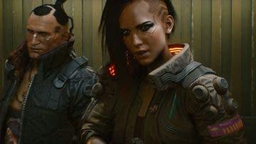 Cyberpunk 2077 actualiza su artwork con la protagonista femenina por el Día Internacional de la mujer