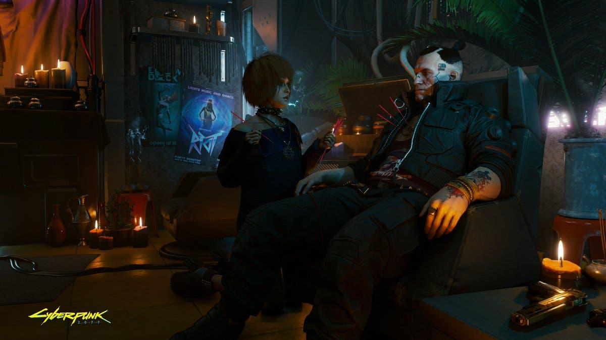 Manuel Mendiluce, diseñador jefe de RiME, se une a Cyberpunk 2077 2