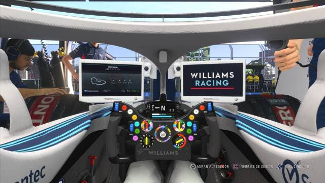 Análisis de F1 2018 - Xbox One 7