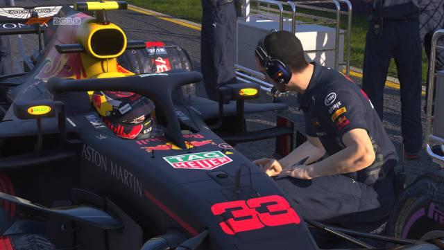Análisis de F1 2018 - Xbox One 6