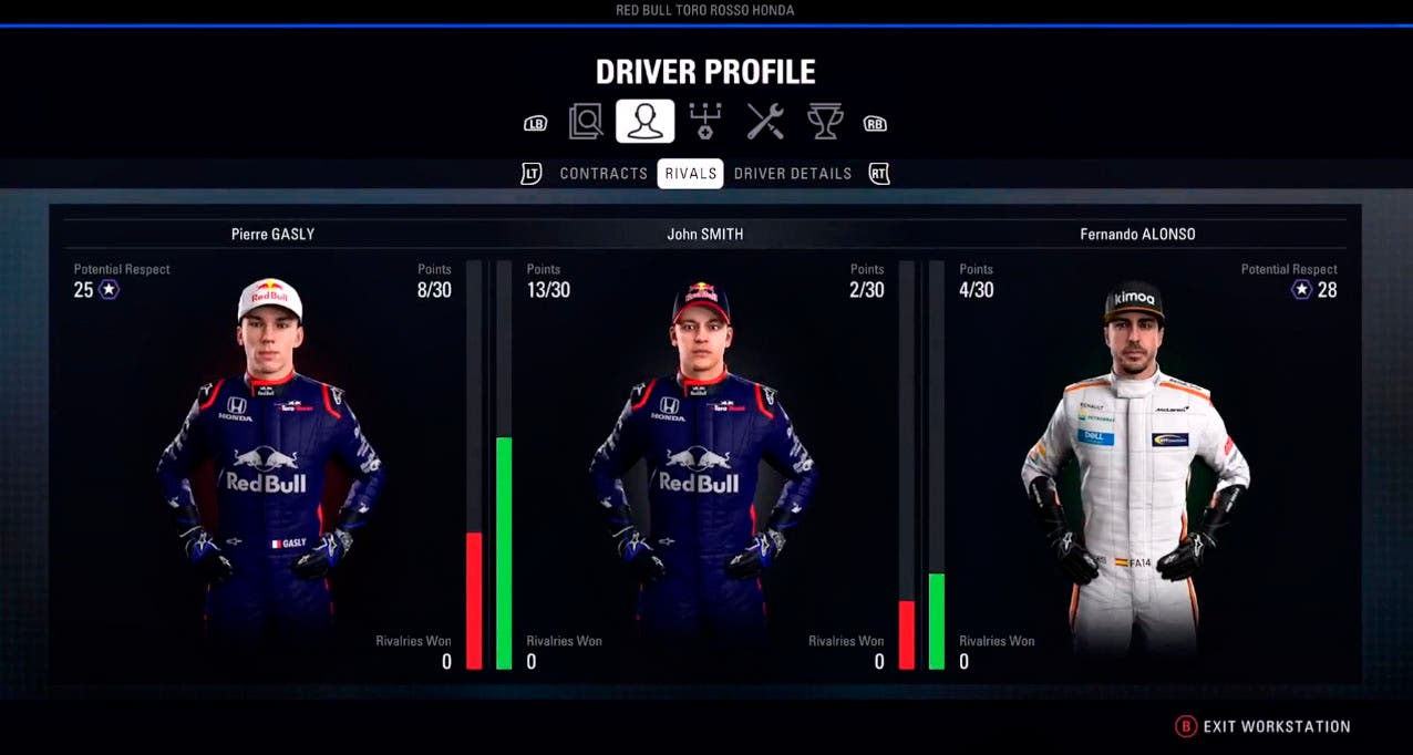 Análisis de F1 2018 - Xbox One 3