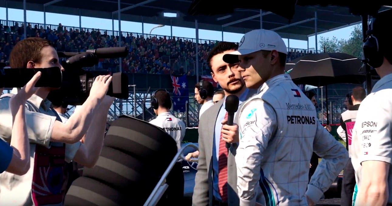 Análisis de F1 2018 - Xbox One 5