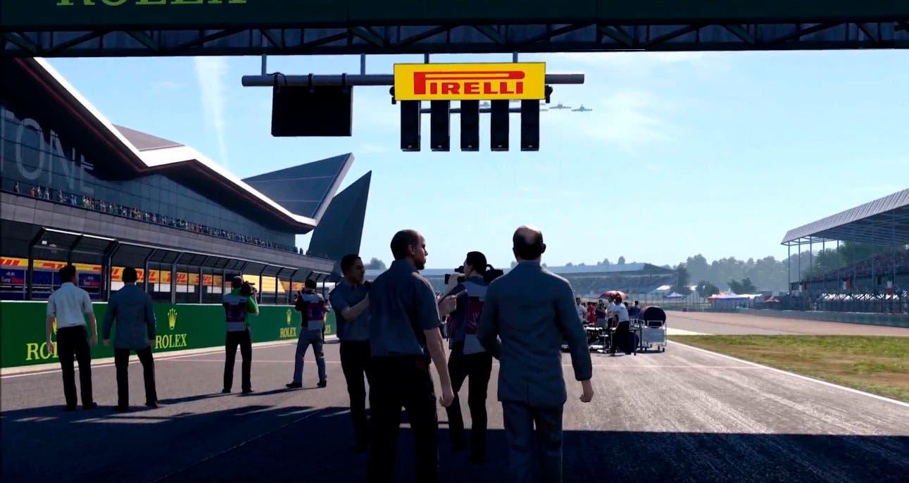 Análisis de F1 2018 - Xbox One 8