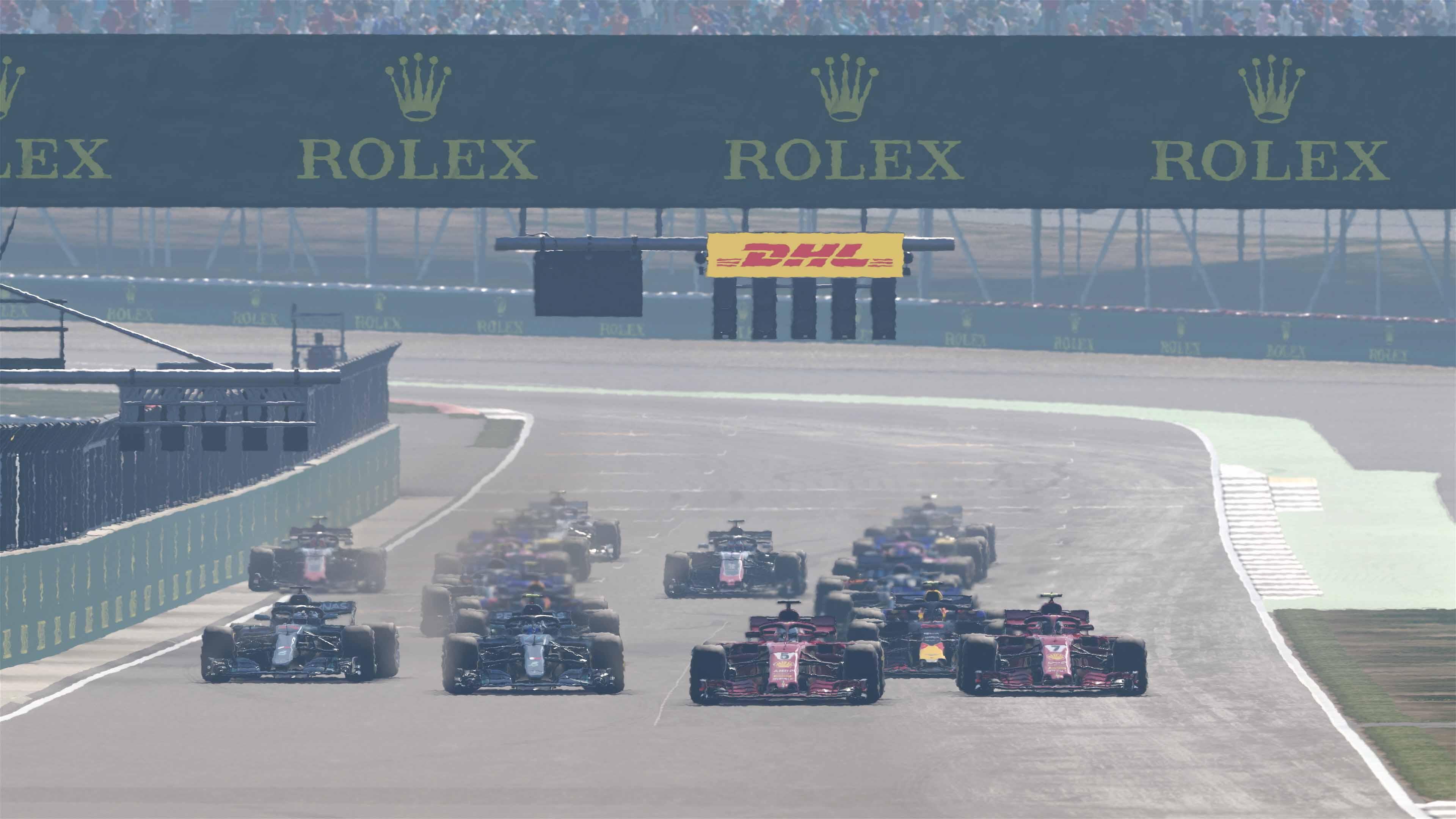 Análisis de F1 2018 - Xbox One 12