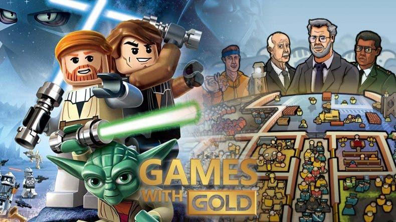Prison Architect y LEGO Star Wars III disponibles gratis vía Games with Gold 1