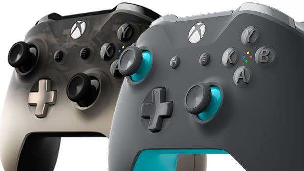 Dos nuevos mandos se unen a la familia de Xbox One 1
