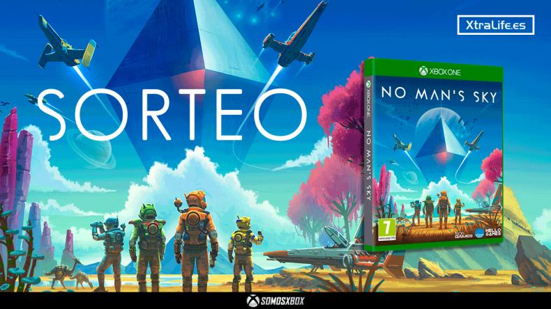 Sorteamos un No Man's Sky para Xbox One 1