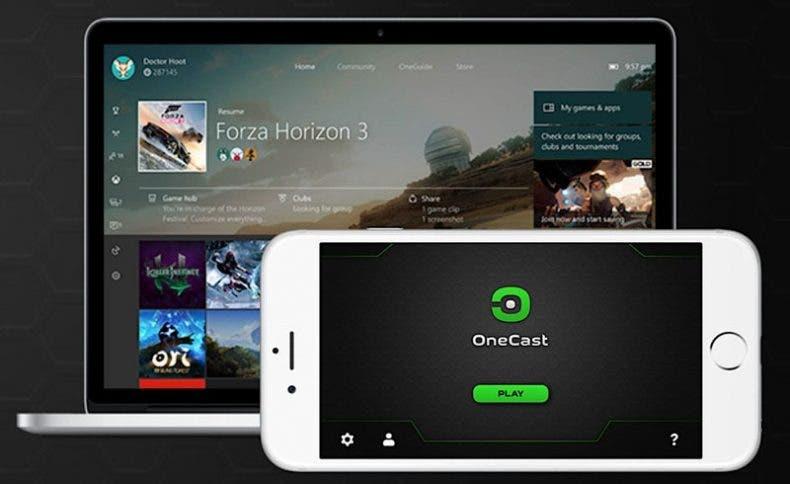 Ya disponible OneCast, juega a tu Xbox One a través de tu dispositivo Apple 1