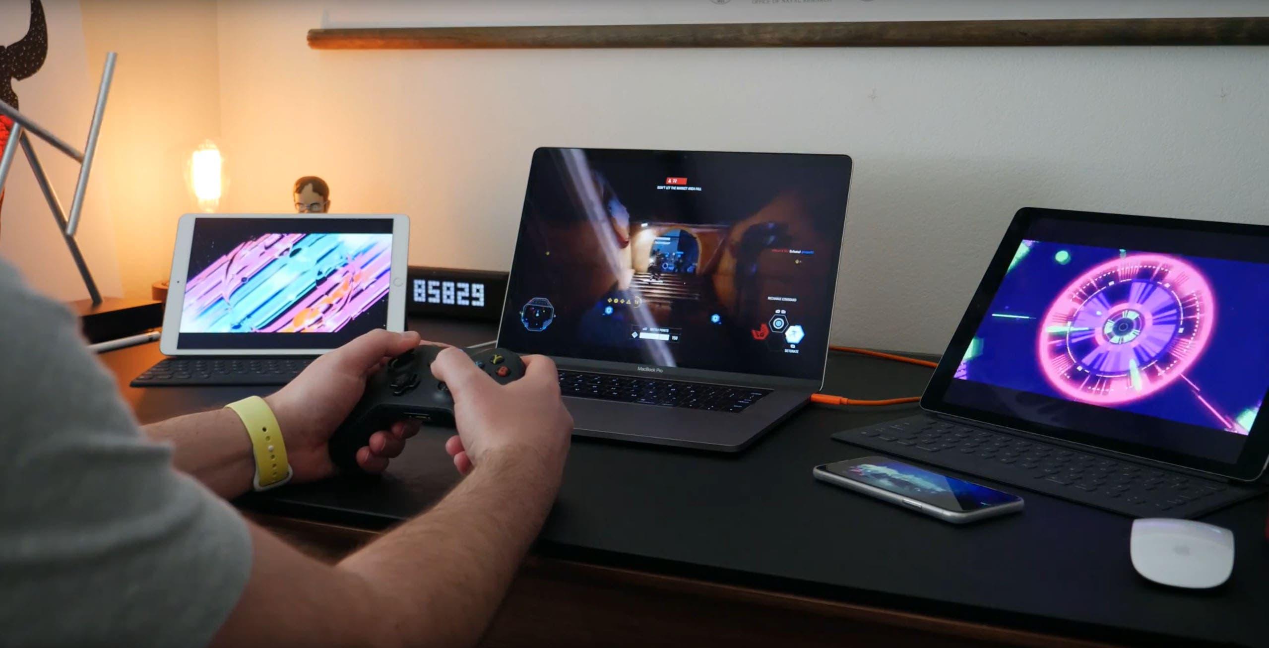 Ya disponible OneCast, juega a tu Xbox One a través de tu dispositivo Apple 2