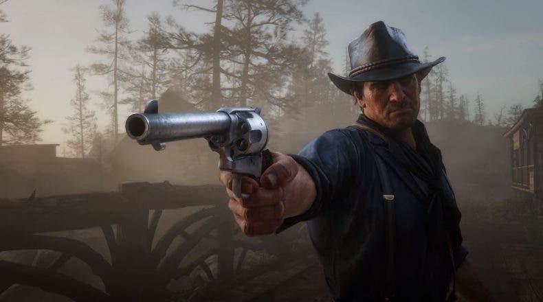 ¿Podría Red Dead Redemption 2 venir en dos discos? 1